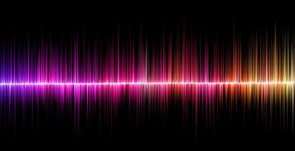 image of pink noise